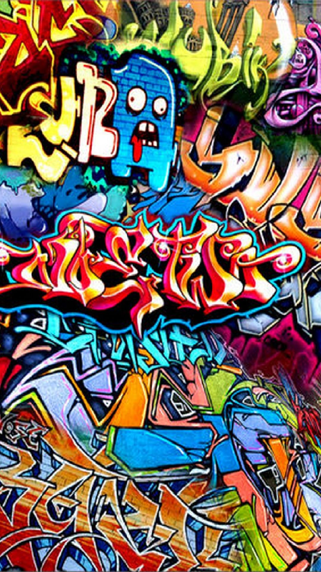 Graffiti Hd Wallpaper For Iphone Best Hd Wallpapers