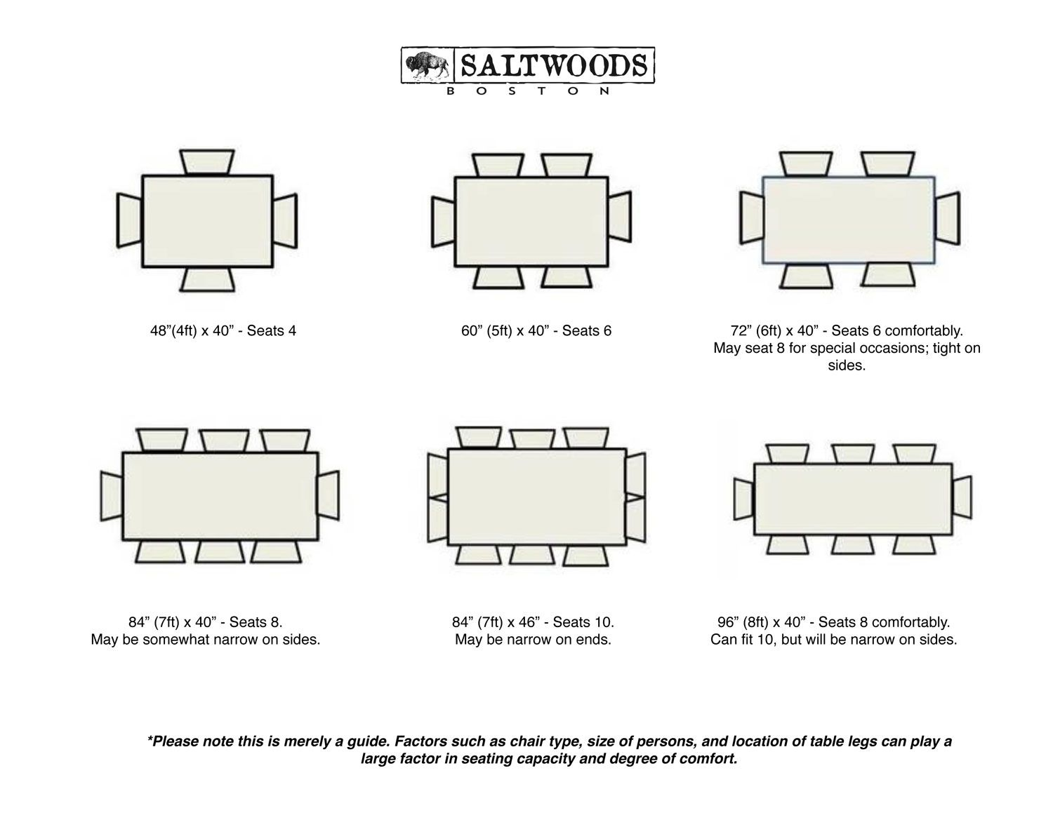 round table size to seat 6  dining table dimensions