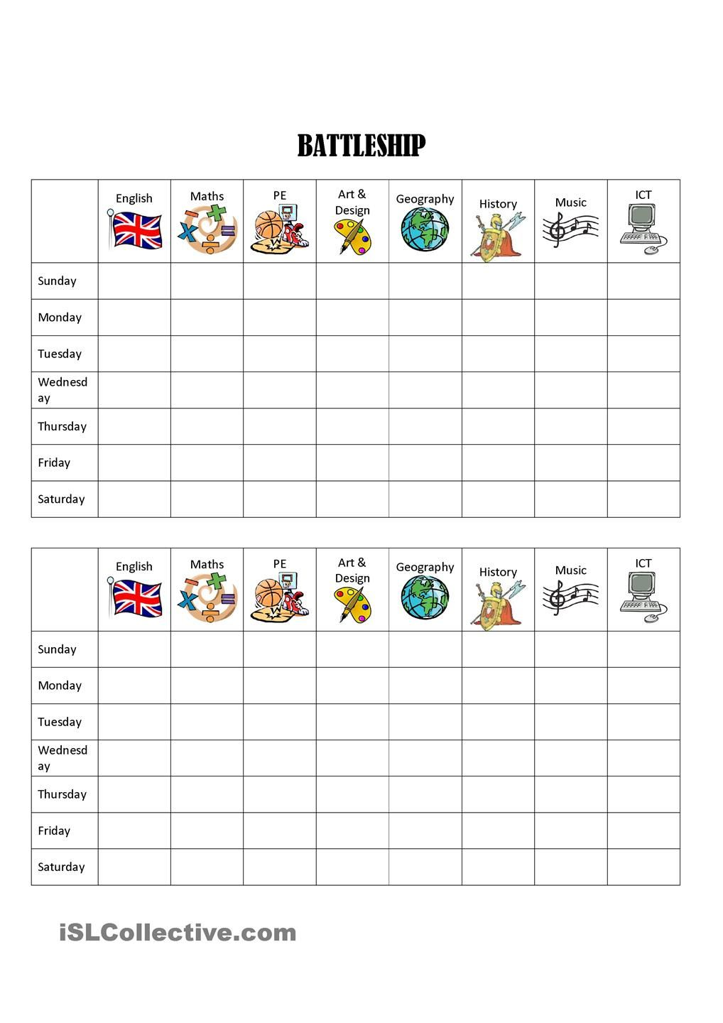Worksheet Battleship Game Worksheet Carlos Lomas Worksheet For