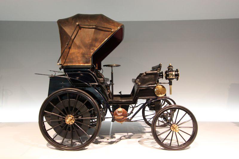1896 Benz Vis-a-Vis | Mercedes benz, Mercedes, Benz