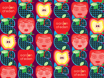 Garden of Eden - pattern