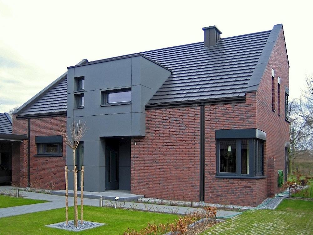 Pin von Thorben Bunck auf Fassade Häuser klinker
