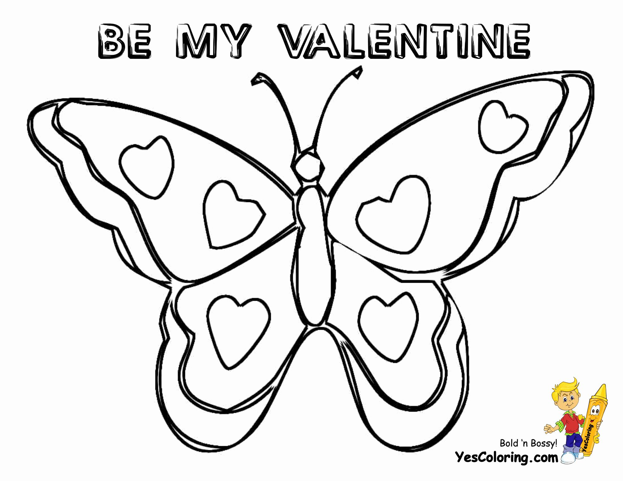 Be My Valentine Coloring Pages Best Of Fancy Flowers Valentines Coloring Pages Butterfly Coloring Page Printable Valentines Coloring Pages Valentine Coloring