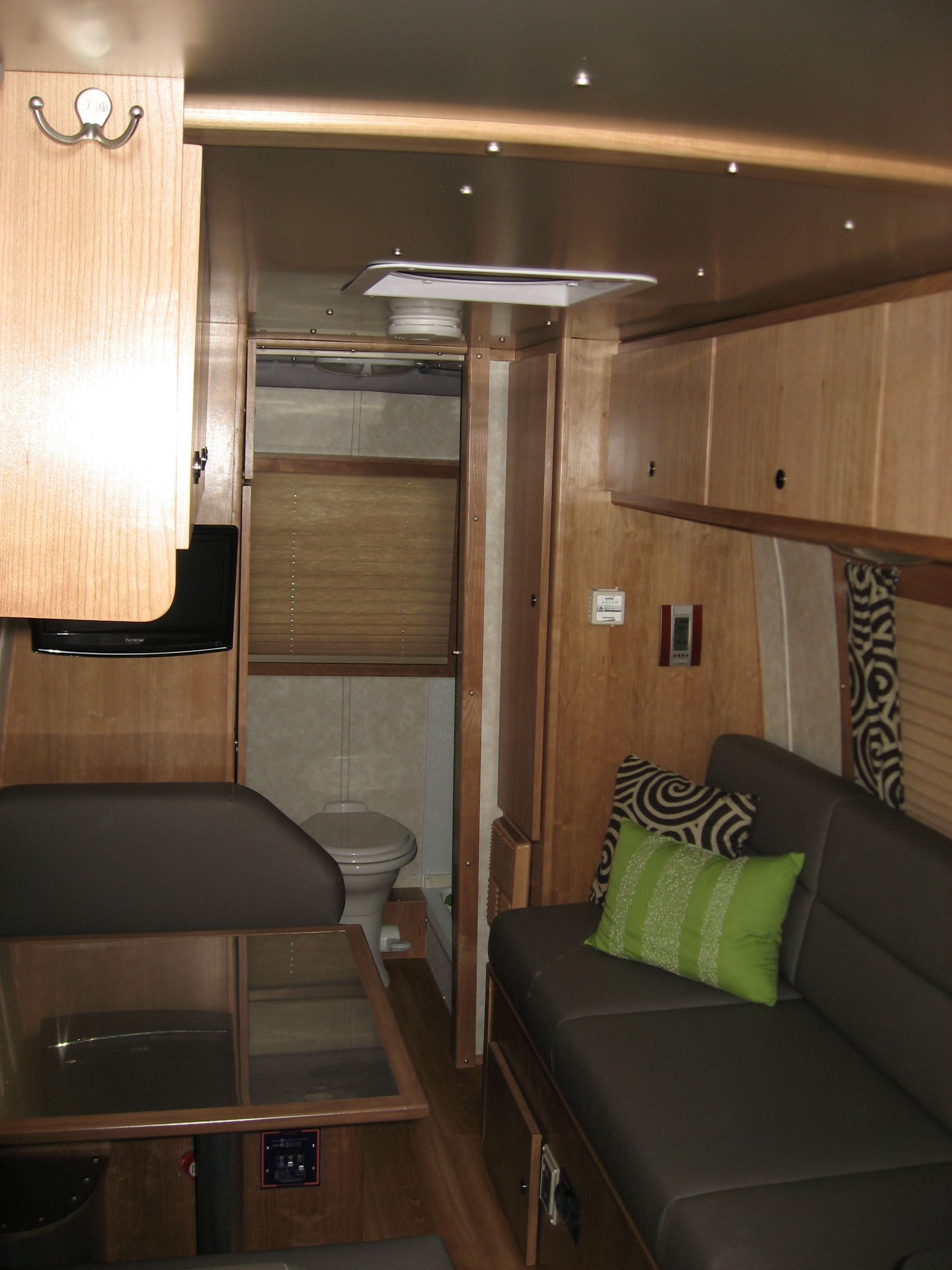 Small camper interior  best images about diy moho decor u organization on pinterest