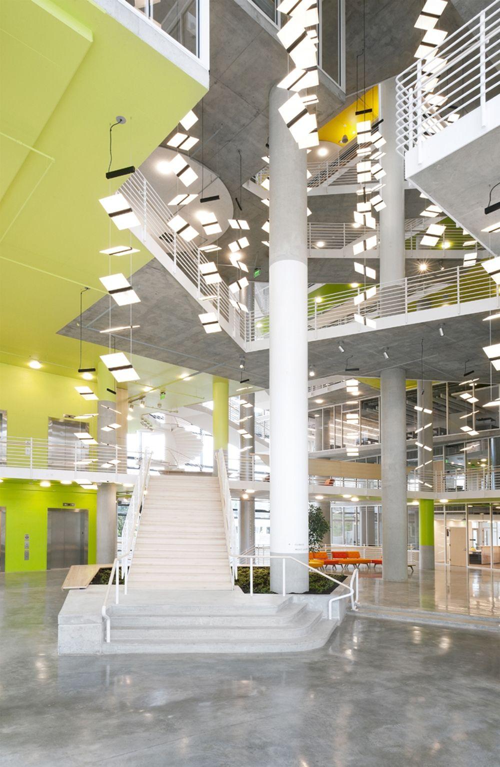 Centro de leyes john y frances angelos universidad de for Neue architektur stuttgart