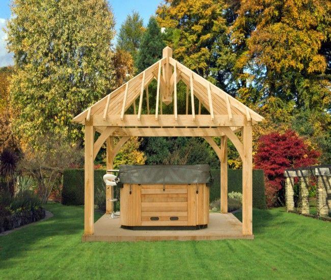 Pergola Designs With Pitched Roof: Garden Gazebo, Gazebo Plans