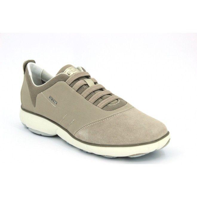 No se mueve Lechuguilla Género  Geox D Nebula C D621EC Zapatillas deportivas casual para mujer hechas con  una bonita combinación de pieles a…   Calzas, Colección de zapatos, Comprar  zapatos online