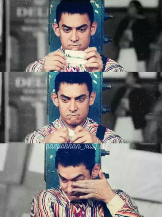 Dhoom 3 | Aamir Khan