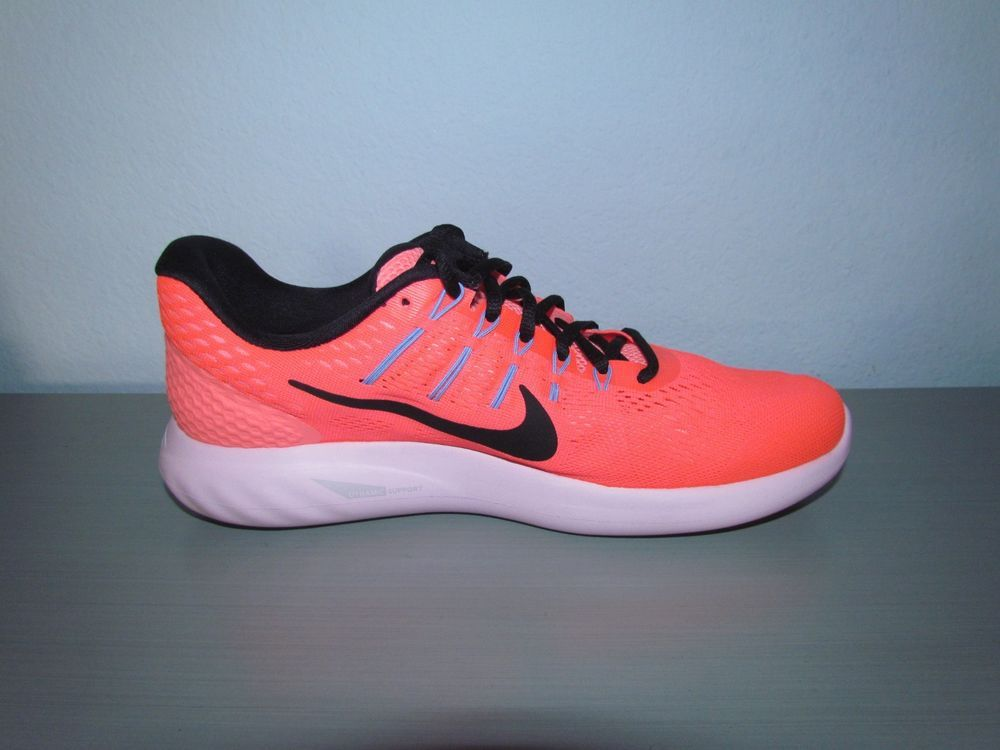407d410a286 Nike LunarGlide 8 Women s Running Shoe Hot Punch Lava Glow 843726-606   fashion  clothing  shoes  accessories  womensshoes  athleticshoes (ebay  link)