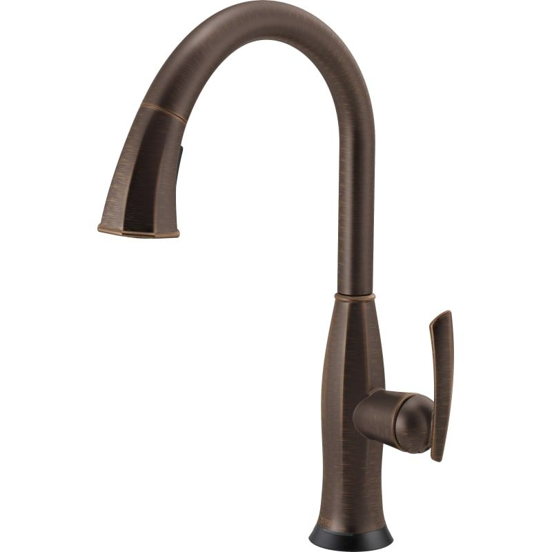 Brizo 64096lf Coltello Pull Down Kitchen Faucet With Magnetic