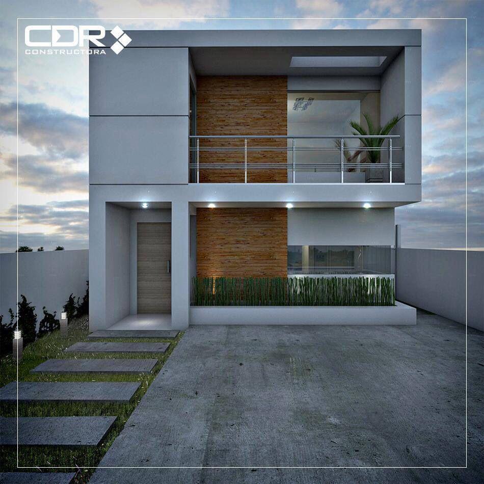 Future garage lawn casas modernas casas minimalistas for Interiores de casas modernas