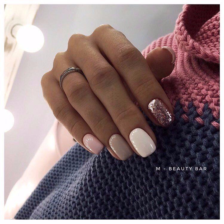 Pin de Lau en nails | Pinterest | Diseños de uñas, Manicuras y Arte ...