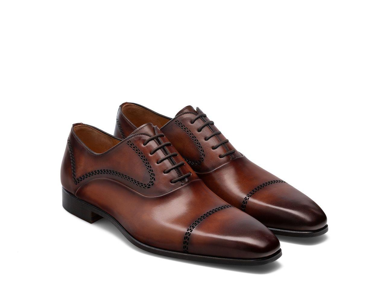 Casol   Cognac   Dress shoes men, Cap