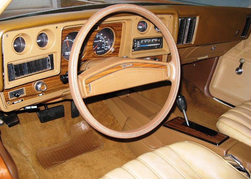 1977 Chevrolet Monte Carlo For Sale Affordable Classics Monte