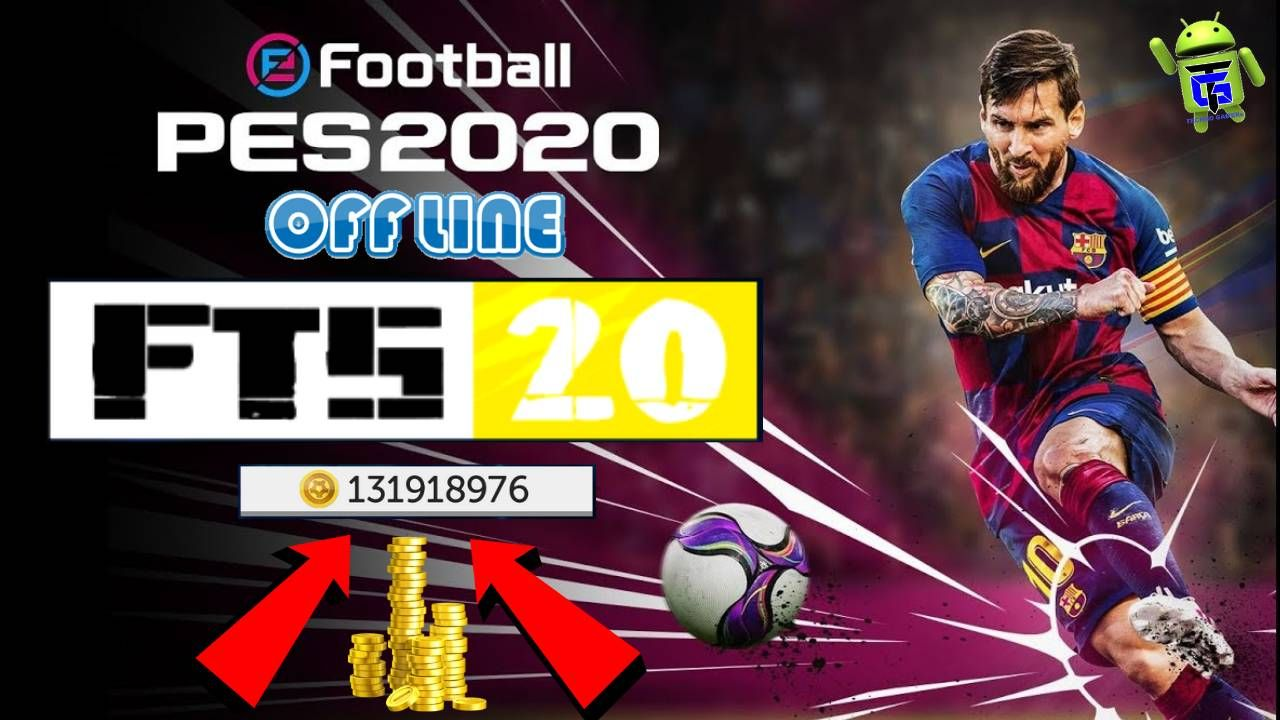 Download First Touch Score 2020 (FTS 20) Mod PES 2020