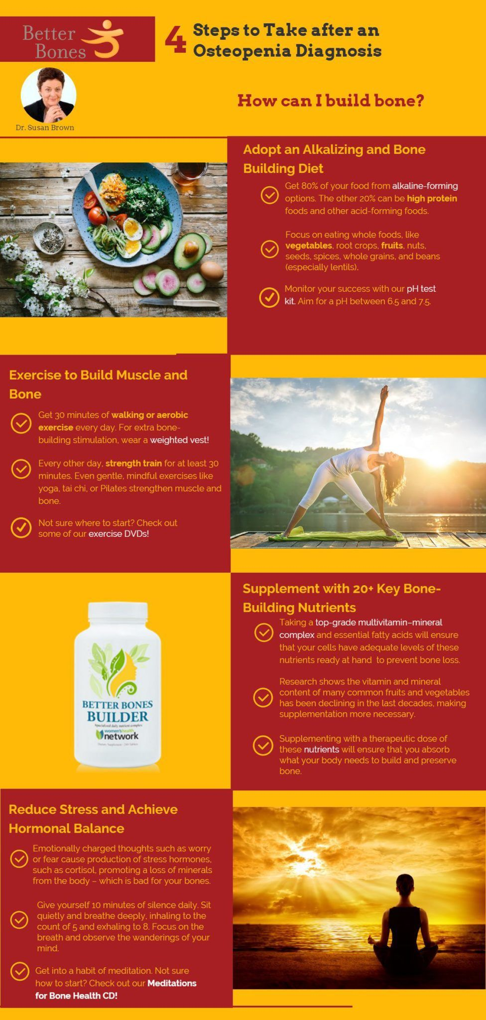 osteopenia what a diagnosis means for you my bones diet and rh pinterest com