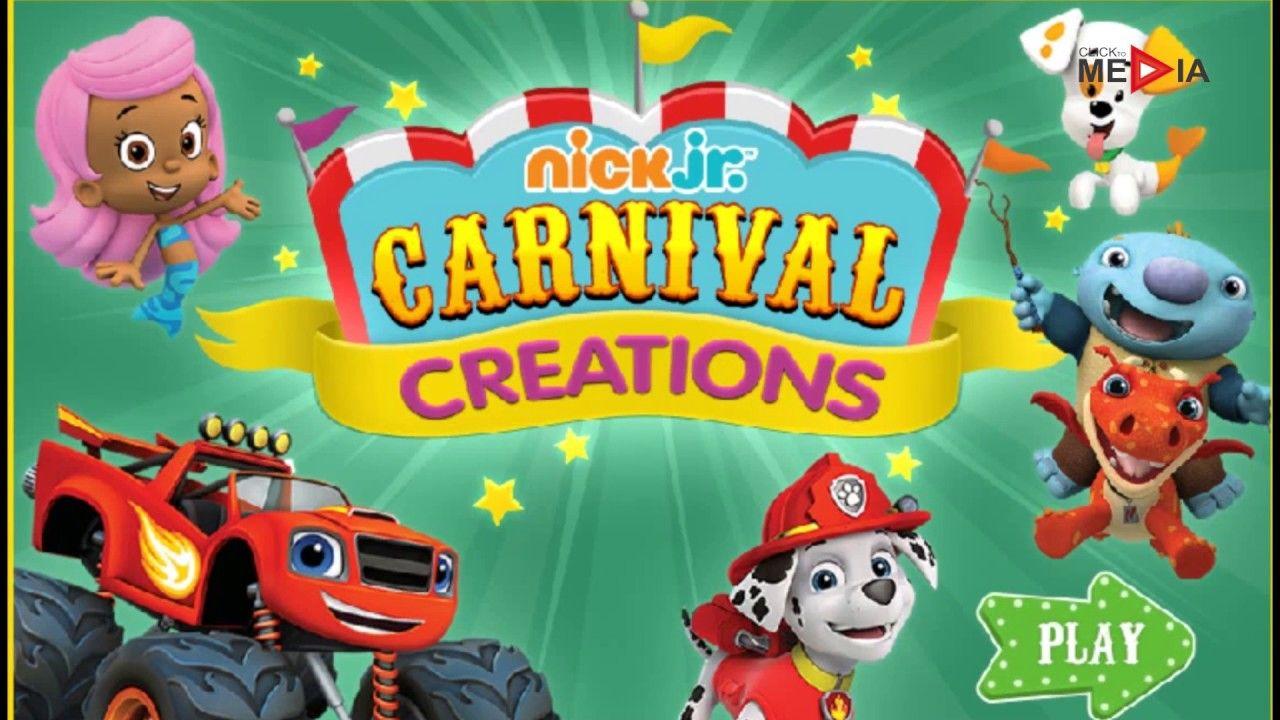 Carnival Creations - PAW Patrol - Bubble Guppies - Cartoon Movie ...