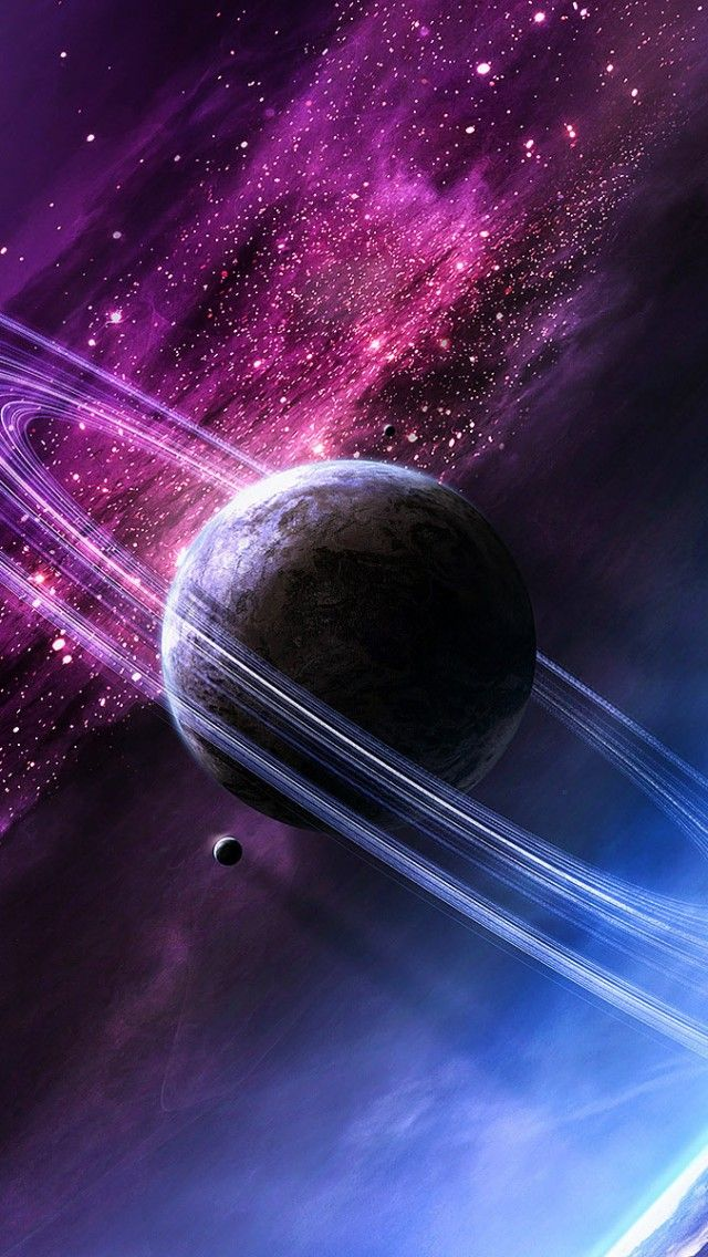 Картинки космоса красивые на телефон