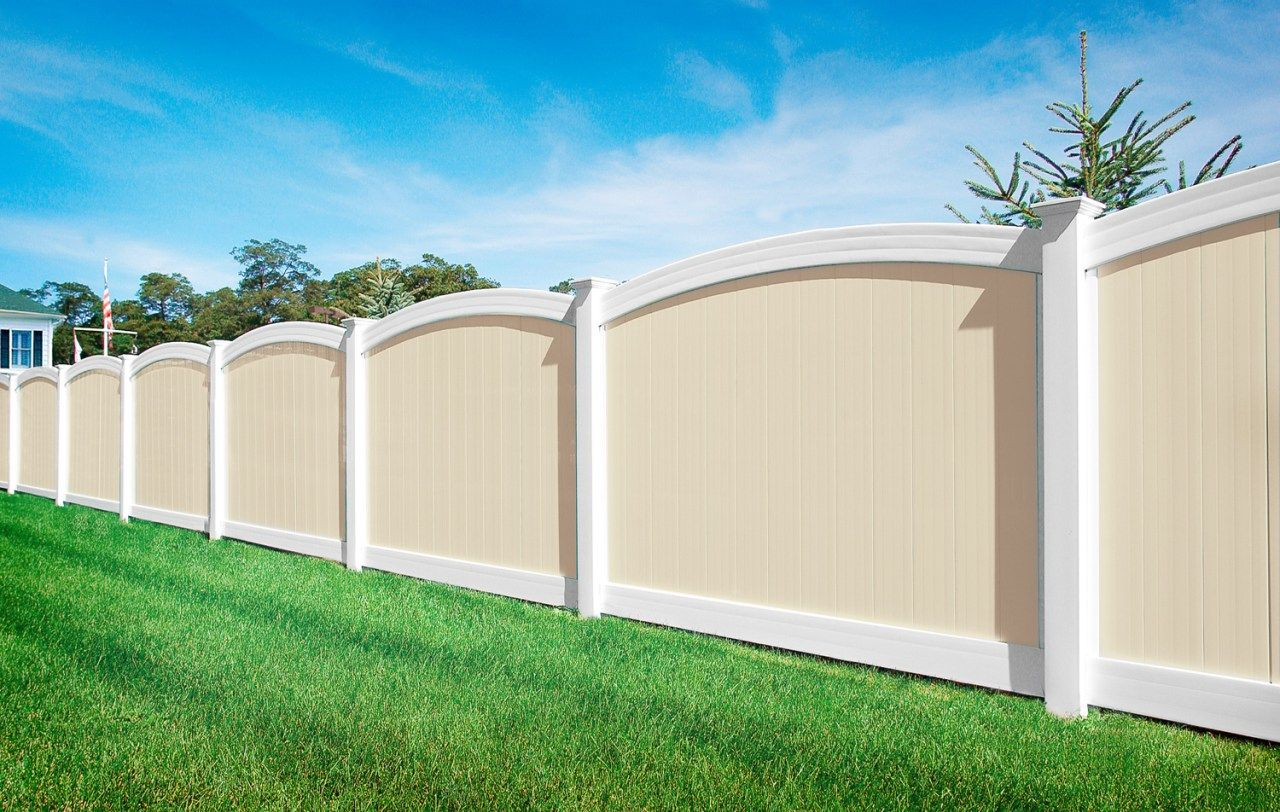 Images Of Illusions Pvc Vinyl Wood Grain And Color Fence Gate Wall Design Fence Wall Design Exterior Wall Design