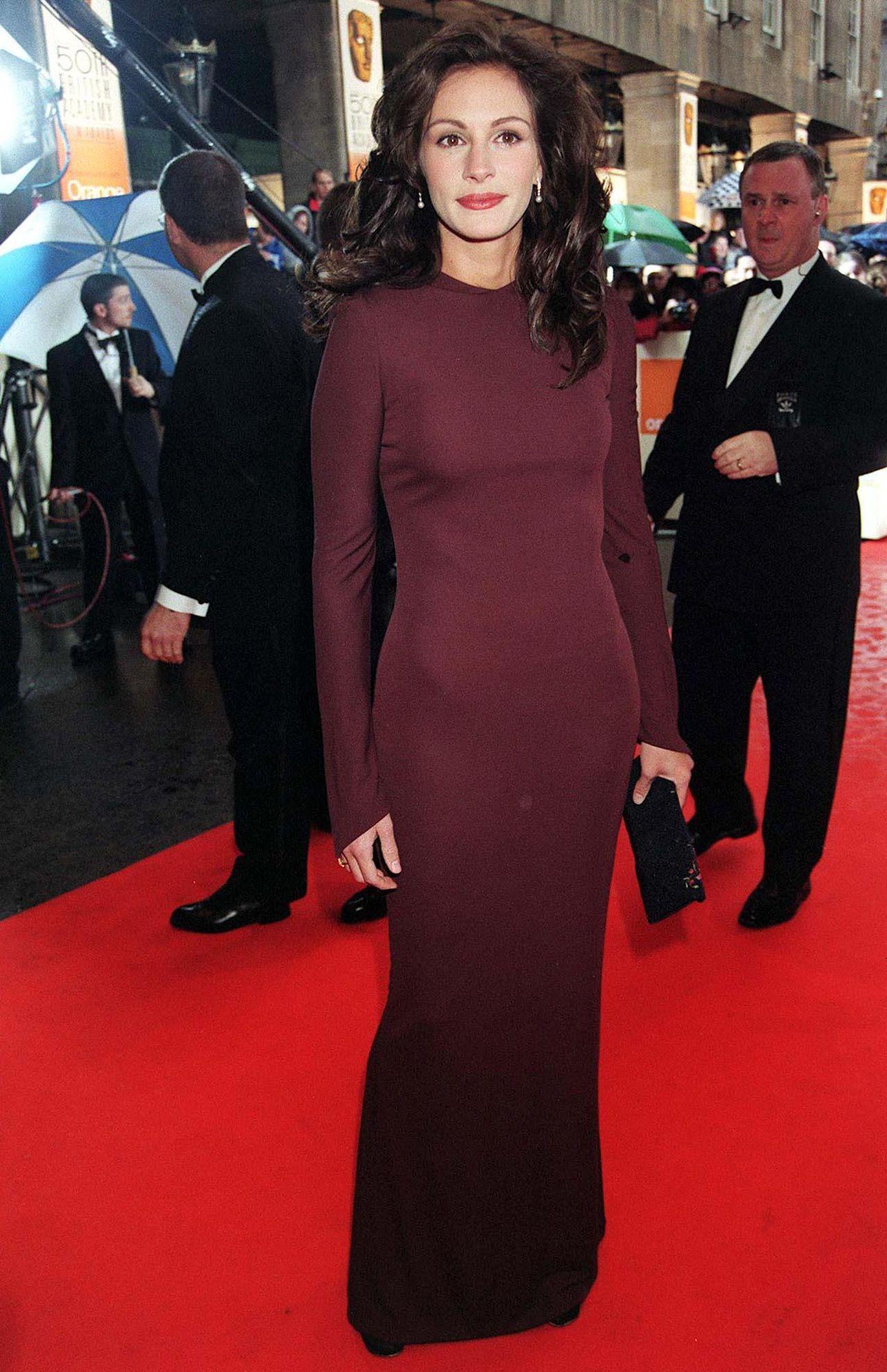20 Best Dressed From The Baftas Nice Dresses Dresses Julia Roberts [ 1980 x 1280 Pixel ]
