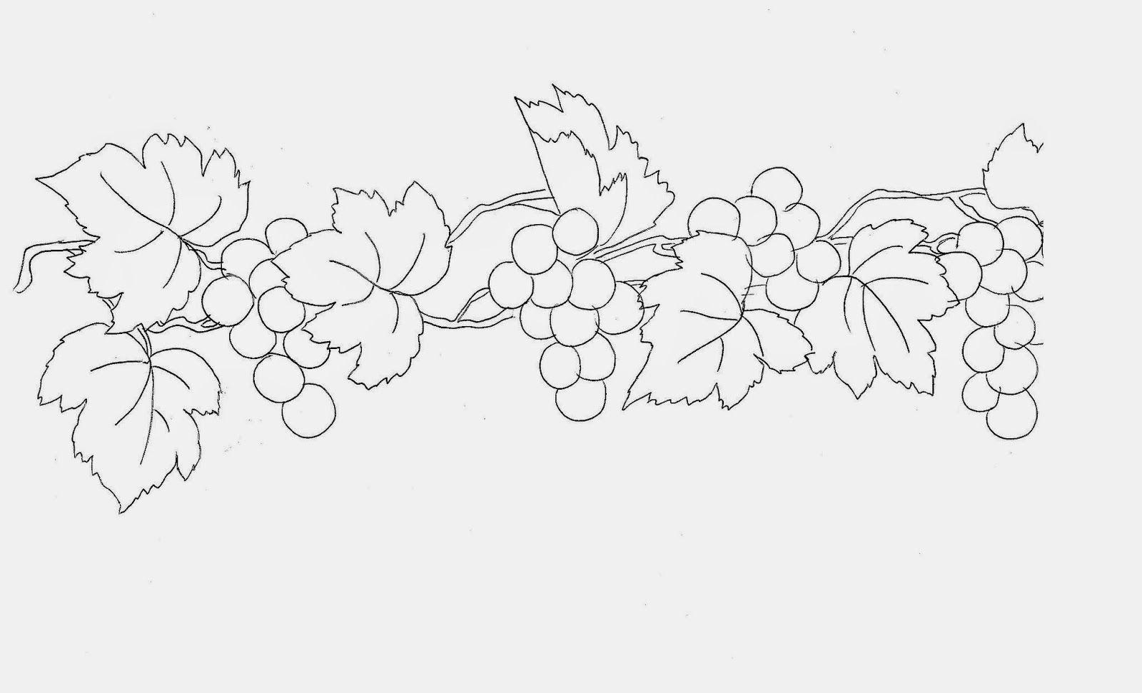 этому узор виноград картинки звезд ранних