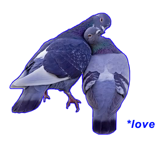 transparent What is love, Reaction pictures, Blue aesthetic