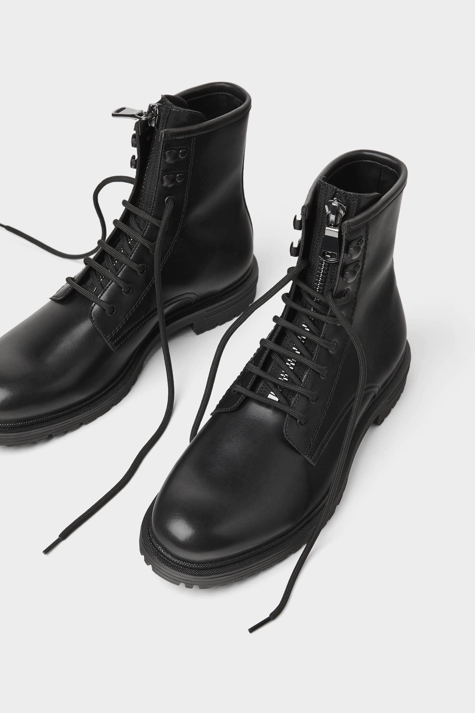 svarta herr boots