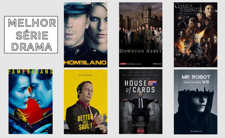 Series drama Emmy 2016