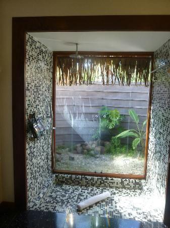 Sofitel Moorea Ia Ora Beach Resort Bathroom In Garden