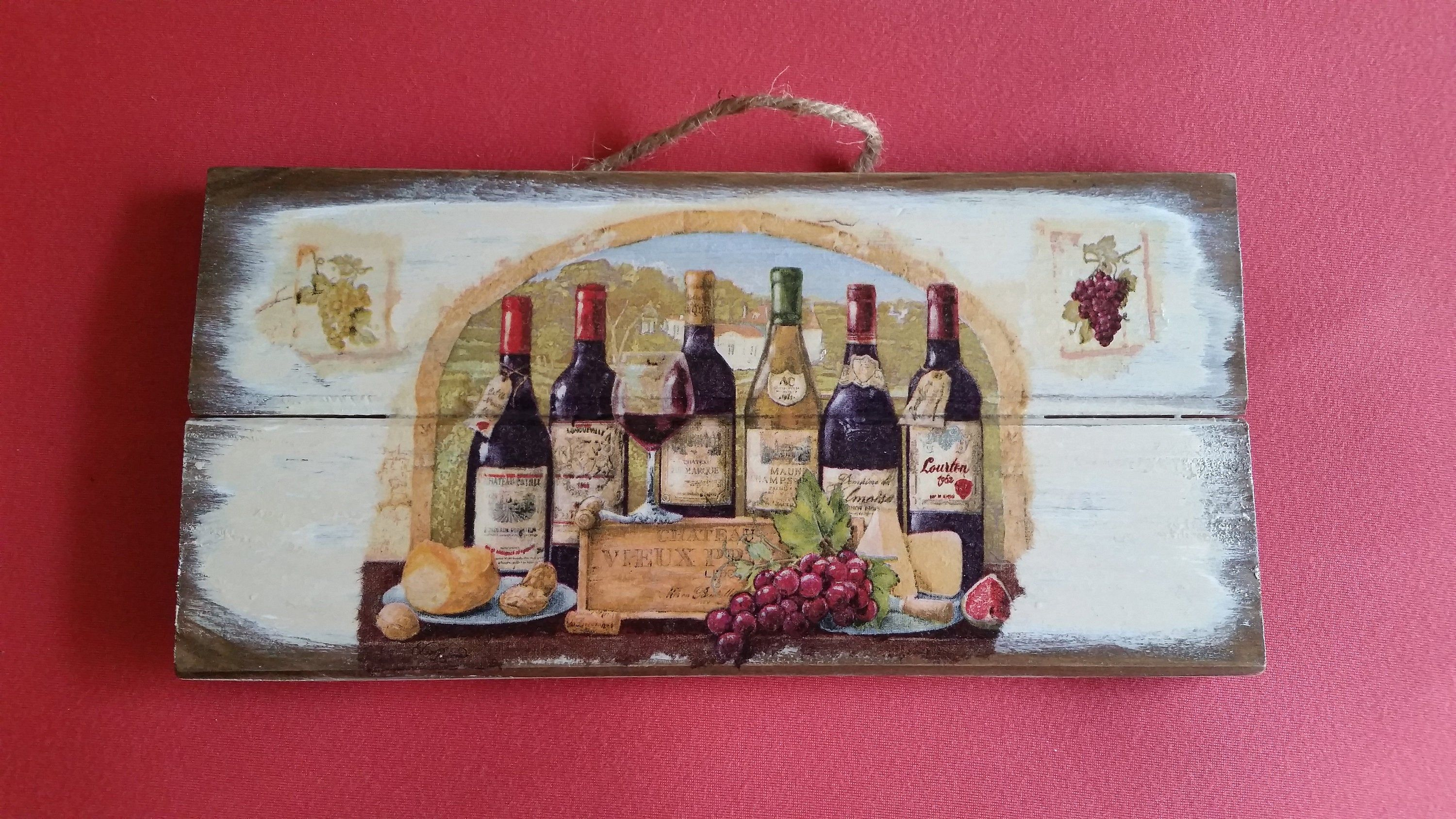 Wine Decor For Wall Wine Bar Decor Wine Lovers Gift Wine Etsy Wine Decor Bar Decor Gifts For Wine Lovers