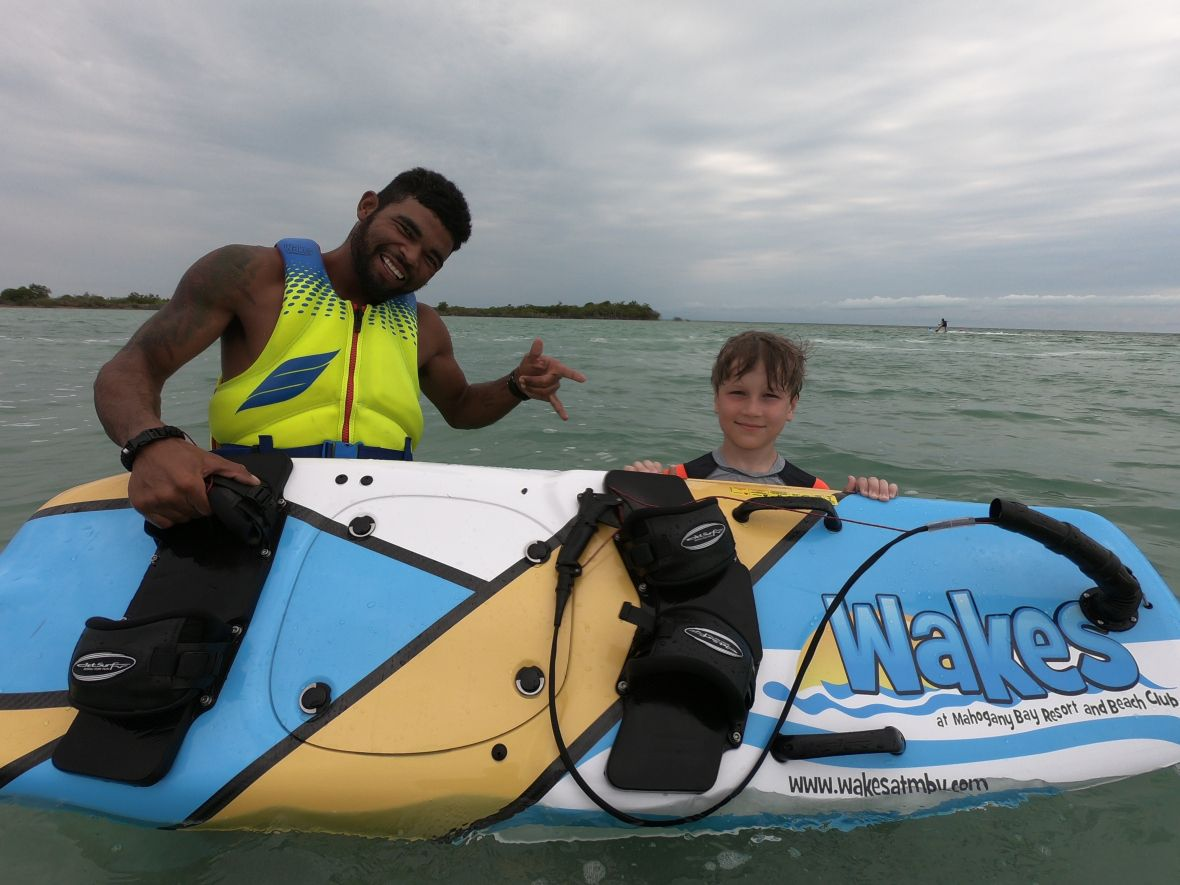 If you never try you never know jet ski rentals san
