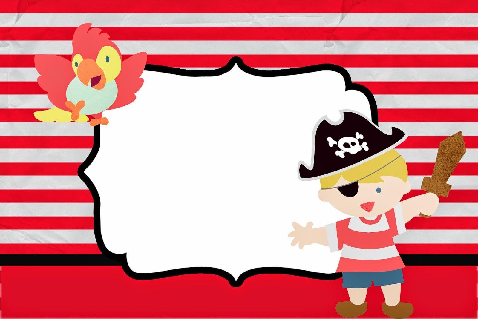 Tarjetas De Invitacion De Cumpleaños Para Niños Editables