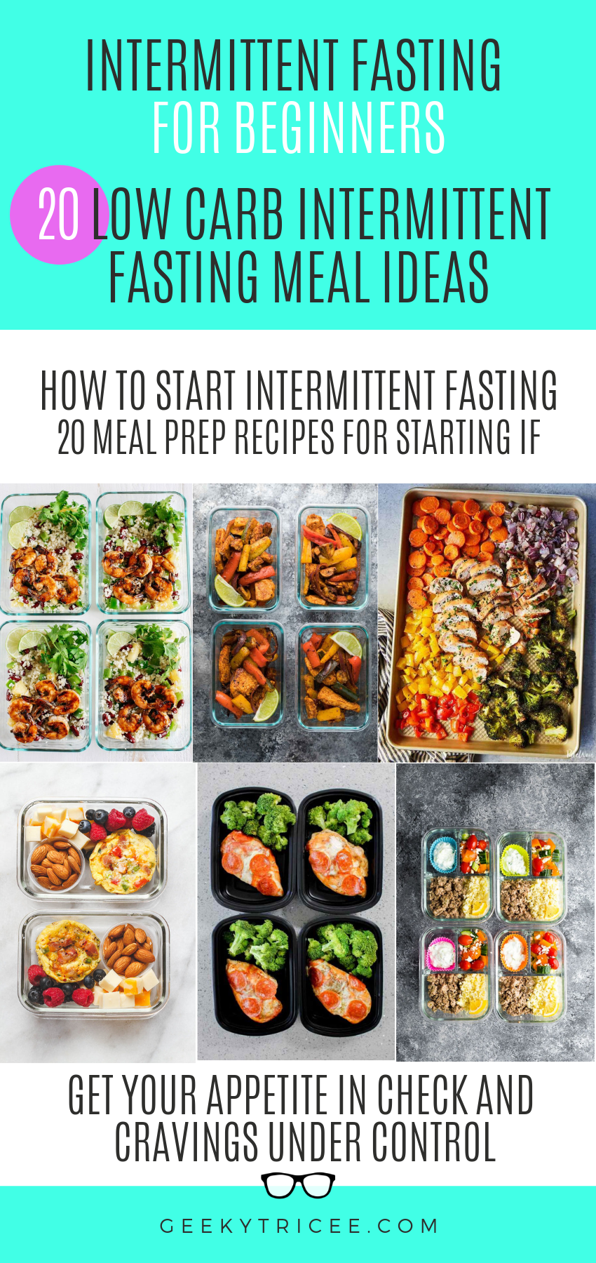 20 Keto Meal Prep Ideas For Starting Intermittent Fasting