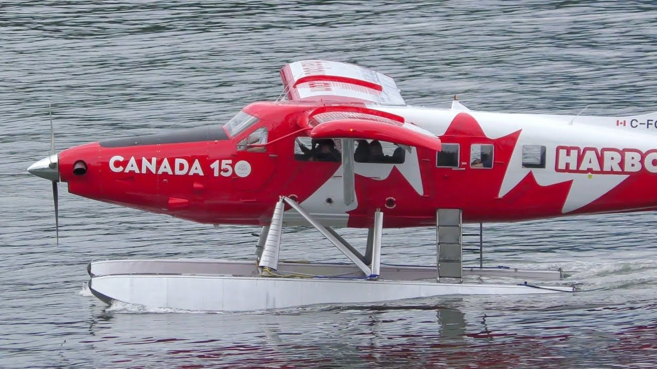 Harbour Air Canada 150 Dhc