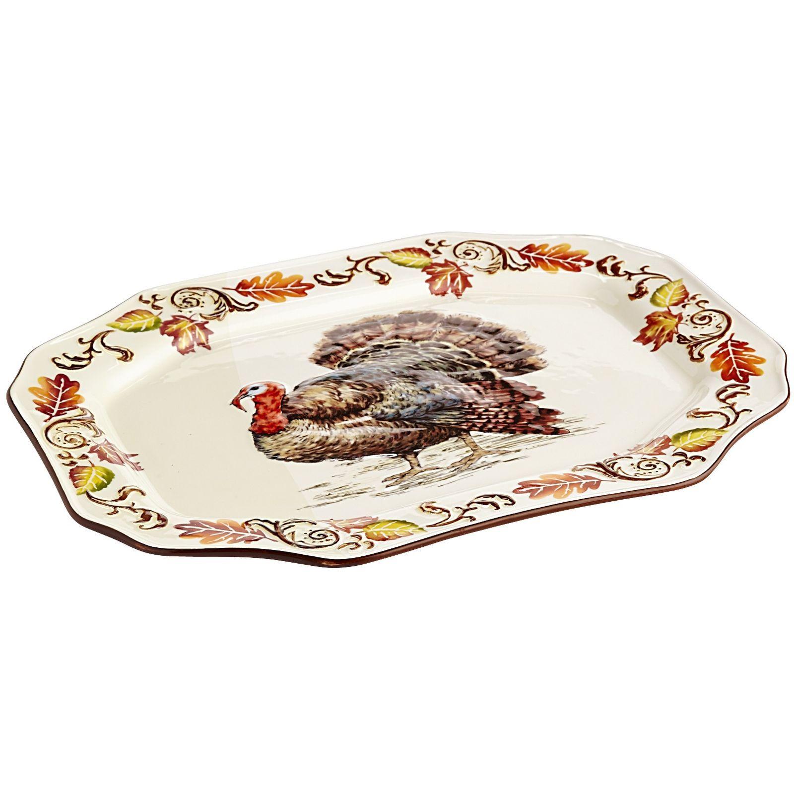 Turkey Platter | Pier 1 Imports -Nicki