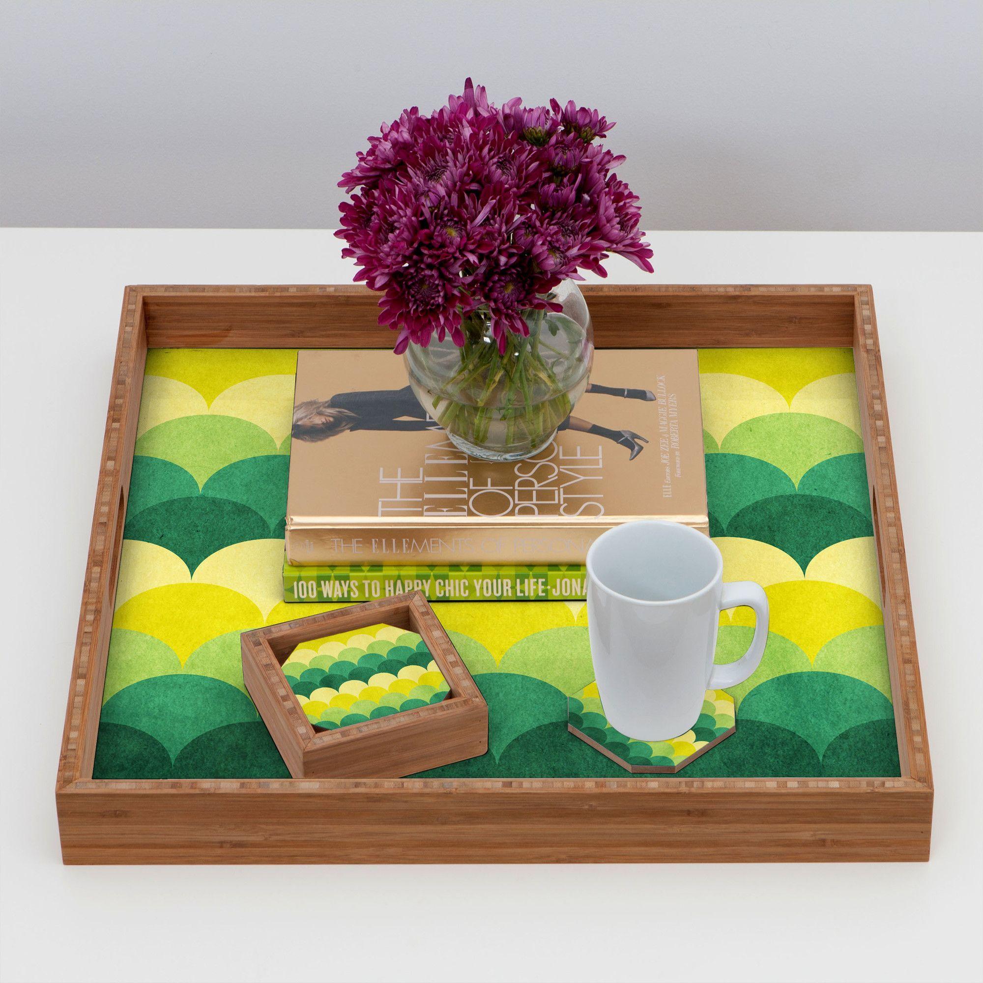 Scales Coaster Deny designs, Coaster set, Coasters