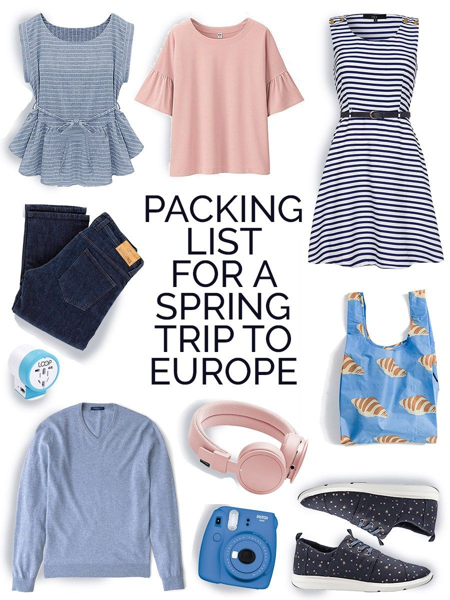 High Quality Packing List U0026 Tips For Europe In Spring  What To Wear In Europe In Spring, Packing  Light, Tips For First Time Travelers   Travel Clothes For Europe Spring ... Nice Look