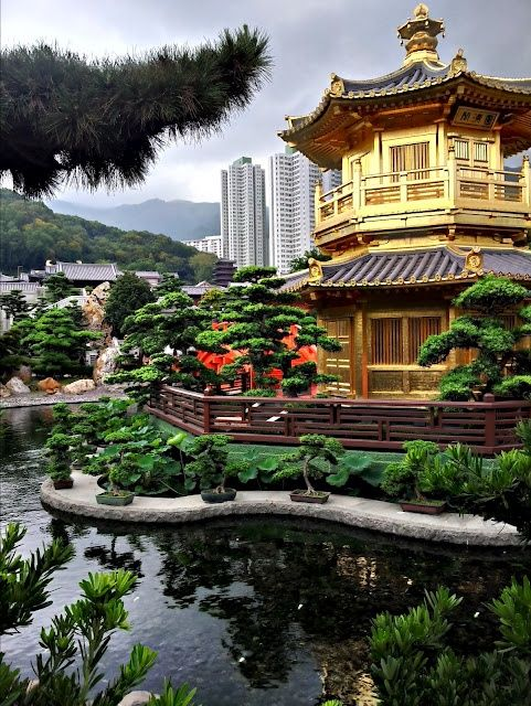 In Hong Kong's Diamond Hill neighborhood is Chi Lin Nunnery and Nan Lian Garden. These are two Tang Dynasty-style attractions, which let you soak up the region's rich religious heritage and an intricate garden.