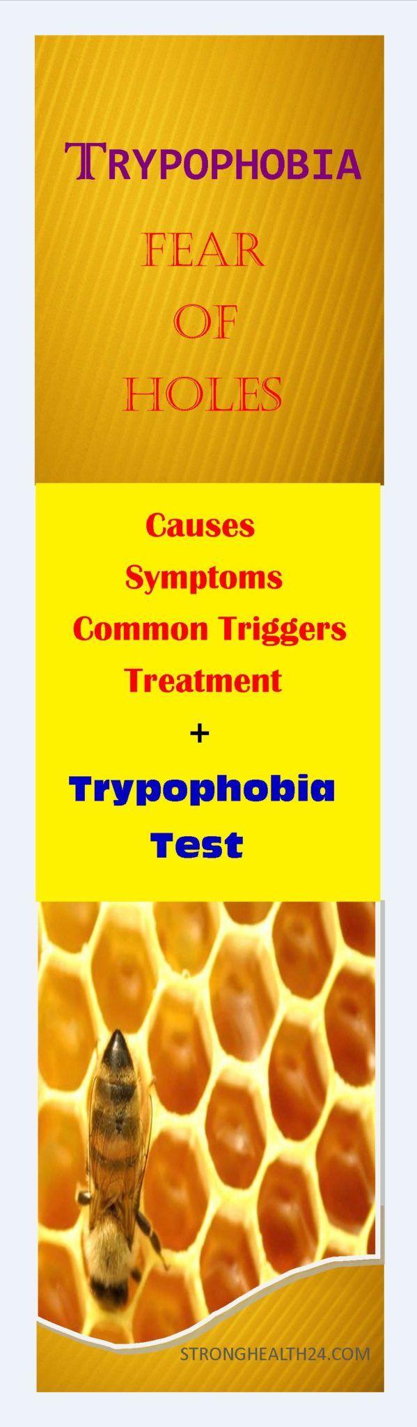 Fear of Holes - Trypophobia | Trypophobia, Phobia of holes ...