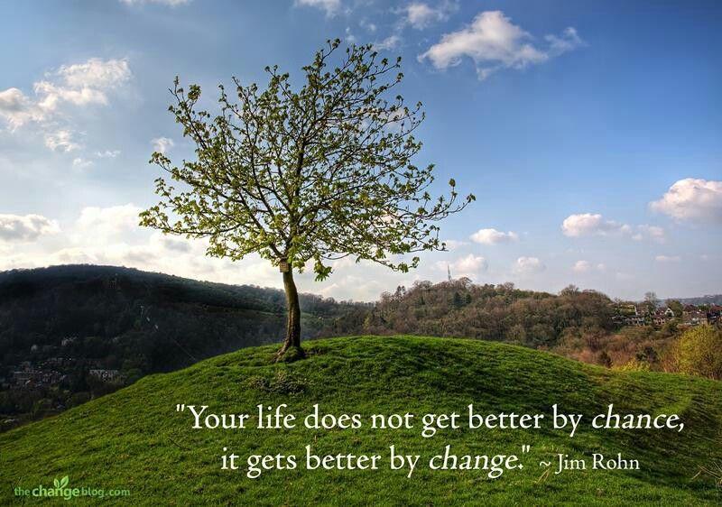 Life. Change