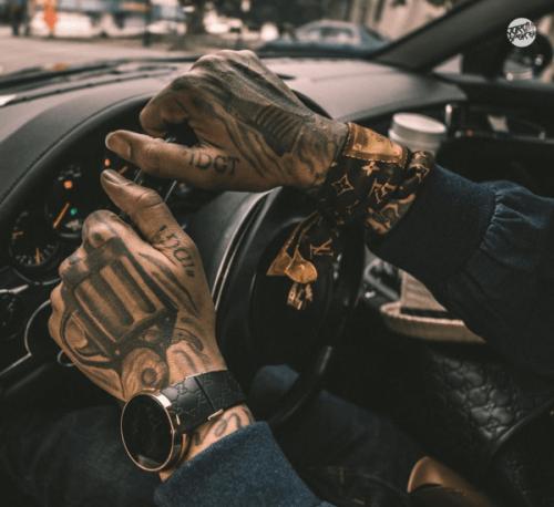 Pin On Gun Tattoos
