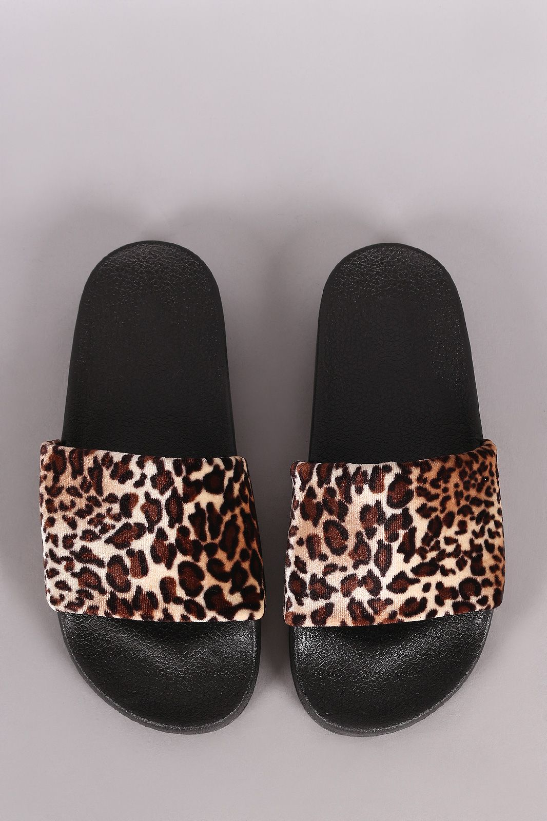 Sandals, Leopard print sandals, Open toe
