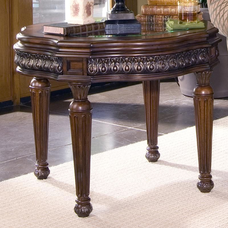Villa Veneto Lamp Table by Fairmont Designs