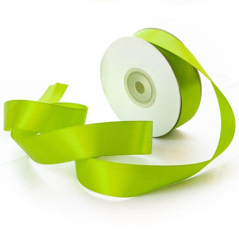Schleifenband Auto grün 25 mm 25 Meter Rolle