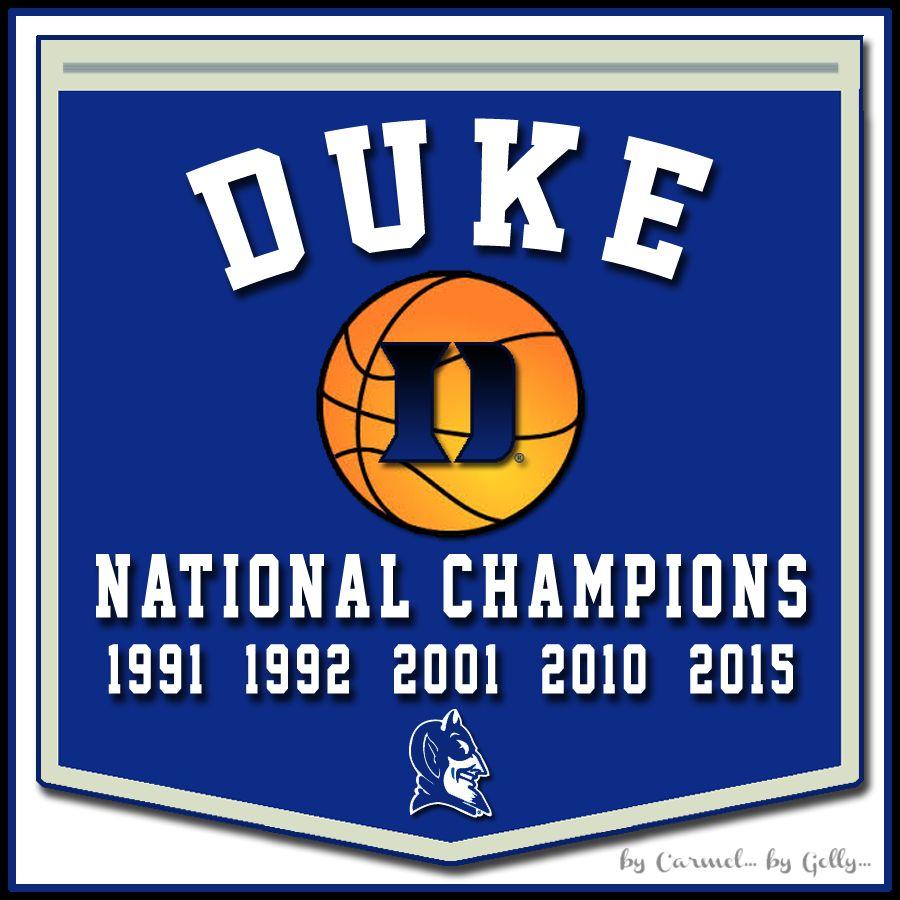 Duke Forward: Duke Banner By Carmel Hall
