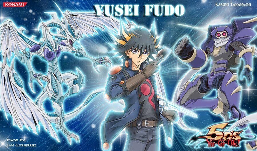 Yusei!!!!!!! :)