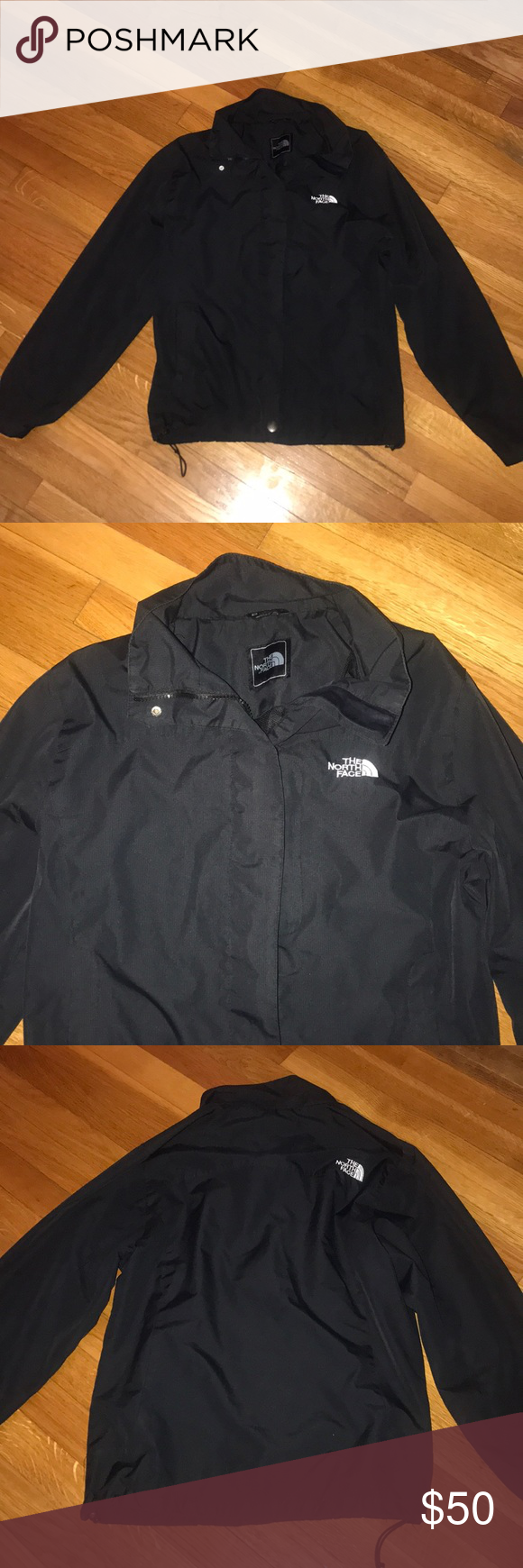 The North Face Black Jacket Black North Face Jacket Black North Face Clothes Design [ 1740 x 580 Pixel ]