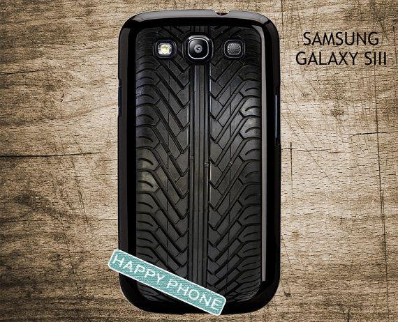 Car Tire Samsung Galaxy S3 case Samsung Galaxy S3 by HappyPhone, $14.99