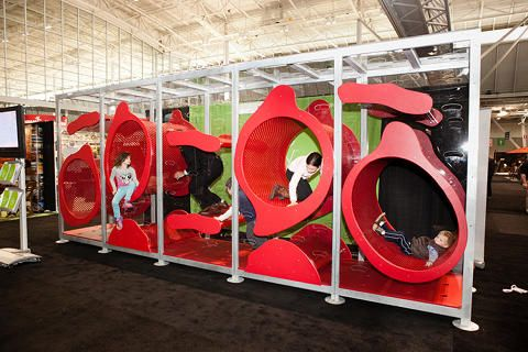 This Weird-Looking Playground Could Make Your Kids More Creative | Co.Design | business + innovation + design