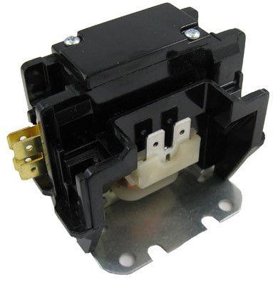 Contactor 120V Coil,25 Fla,35 Res,Spst